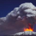 Parossismo Etna 17 Novembre 2013