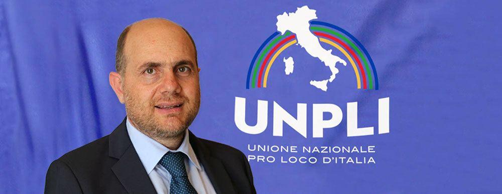Antonino La Spina, nuovo presidente dell'UNPLI Nazionale