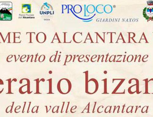 Itinerario Bizantino della Valle dell'Alcantara: domani la conferenza di presentazione