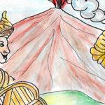 """Il disegno del mese: """"Orlando e Rinaldo"""""""