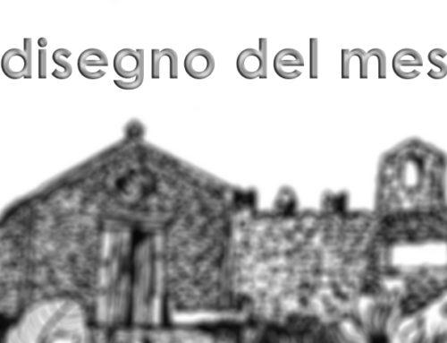 """Il disegno del mese: """"Grancia basiliana del XVII secolo di contrada Malaga"""""""