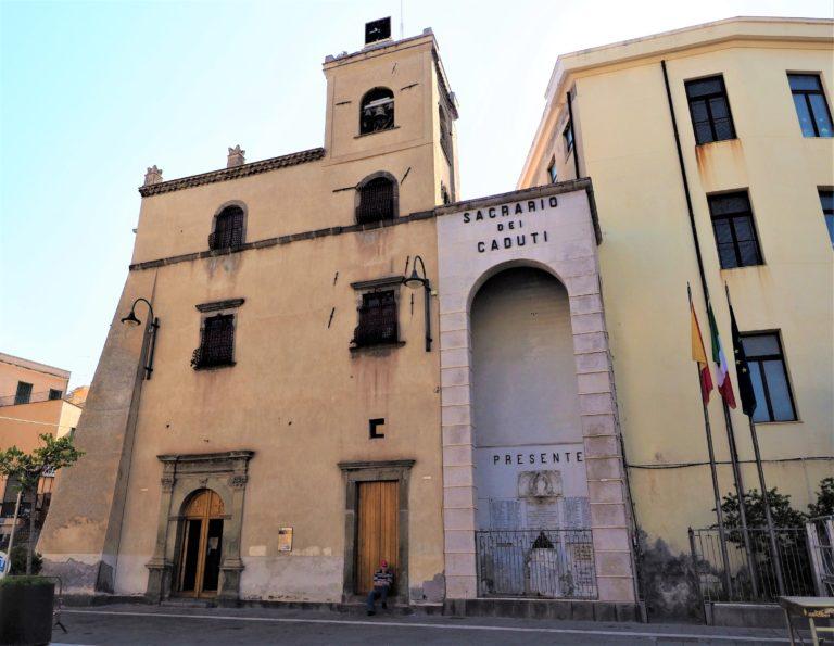 Prospetto frontale San Silvestro