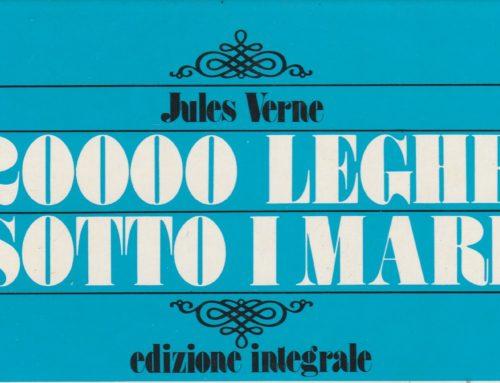 """Il libro del mese: Jules Verne- """"20000 leghe sotto i mari"""""""