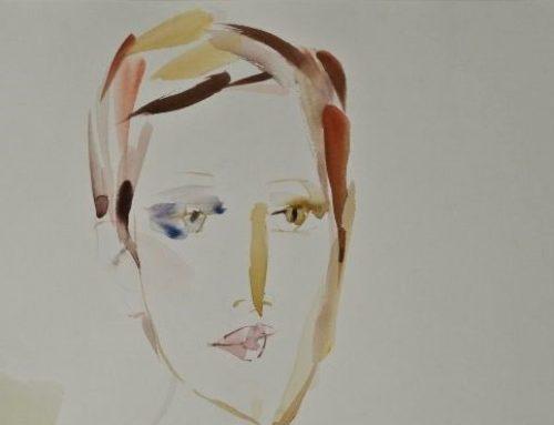 """Viaggio nella Pinacoteca Sciavarrello: Arnoldo Ciarrocchi, """"Figura"""""""