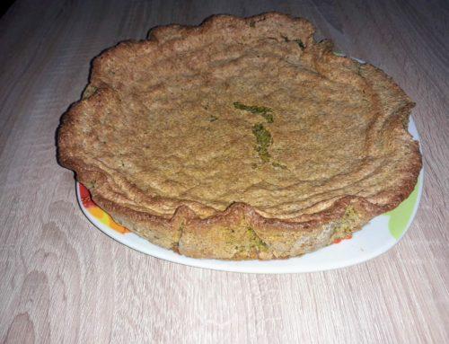 Ricette brontesi: torta al pistacchio