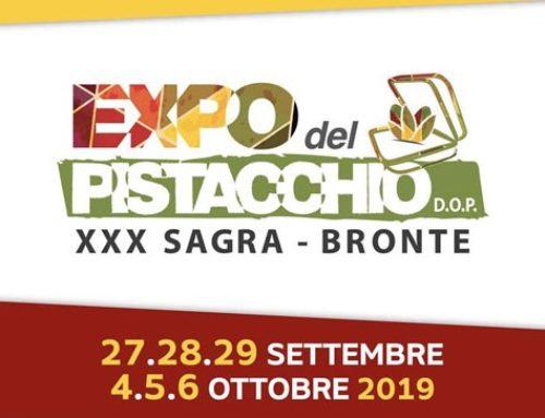 XXX Sagra del pistacchio verde di Bronte D.O.P.