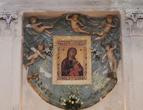 Tre foto una chiesa: S. Blandano