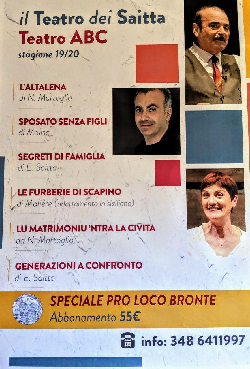 Teatro Pro loco Bronte