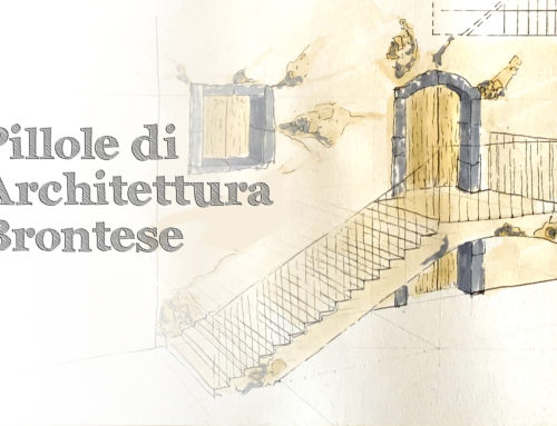 """Pillole di Architettura Brontese: il """"tipo edilizio"""""""