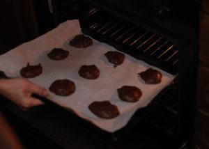 5. Mettere in forno preriscaldato e ventilato a 180° per circa 10 minuti.