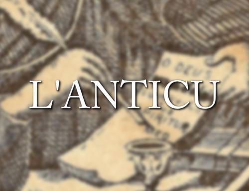 L'Anticu: Preghiera a Santa Brigida