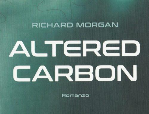 """Il libro del mese di Dicembre: """"Altered carbon"""""""