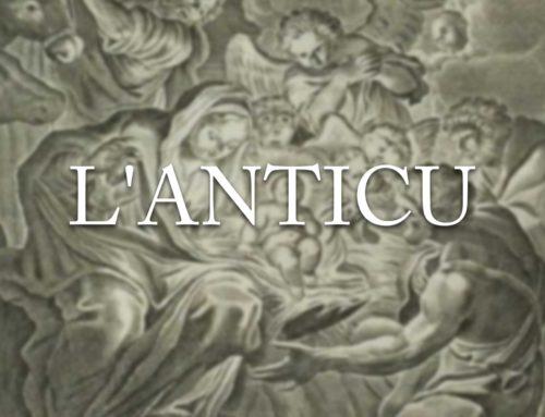 L'anticu: Filastrocca a Gesù Bambino