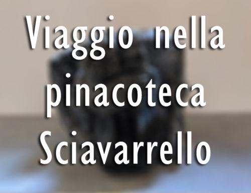 Viaggio nella pinacoteca Sciavarrello: Gino Cosentino – Amanti