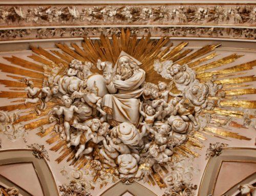 Tre foto una chiesa: il Sacro Cuore