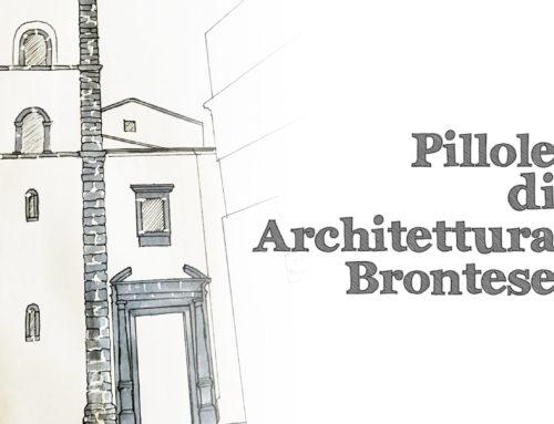 Pillole di Architettura Brontese: la Chiesa della SS. Trinità