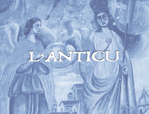 L'Anticu: La madonna dell'Annunziata