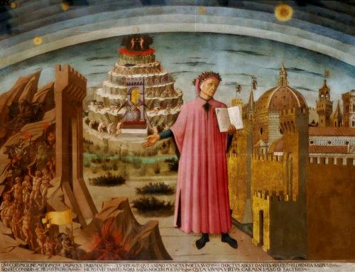 """Il libro del mese di Marzo: """"La Divina Commedia"""" di Dante Alighieri"""
