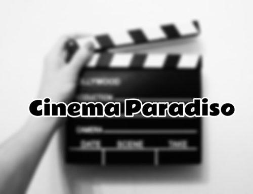 """Cinema Paradiso: """"Nuovo Cinema Paradiso"""""""