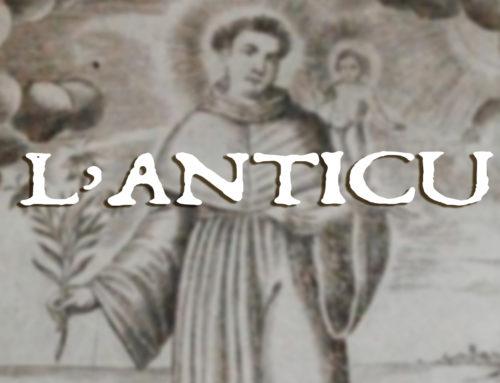 L'Anticu: Preghiera a Sant'Antonio