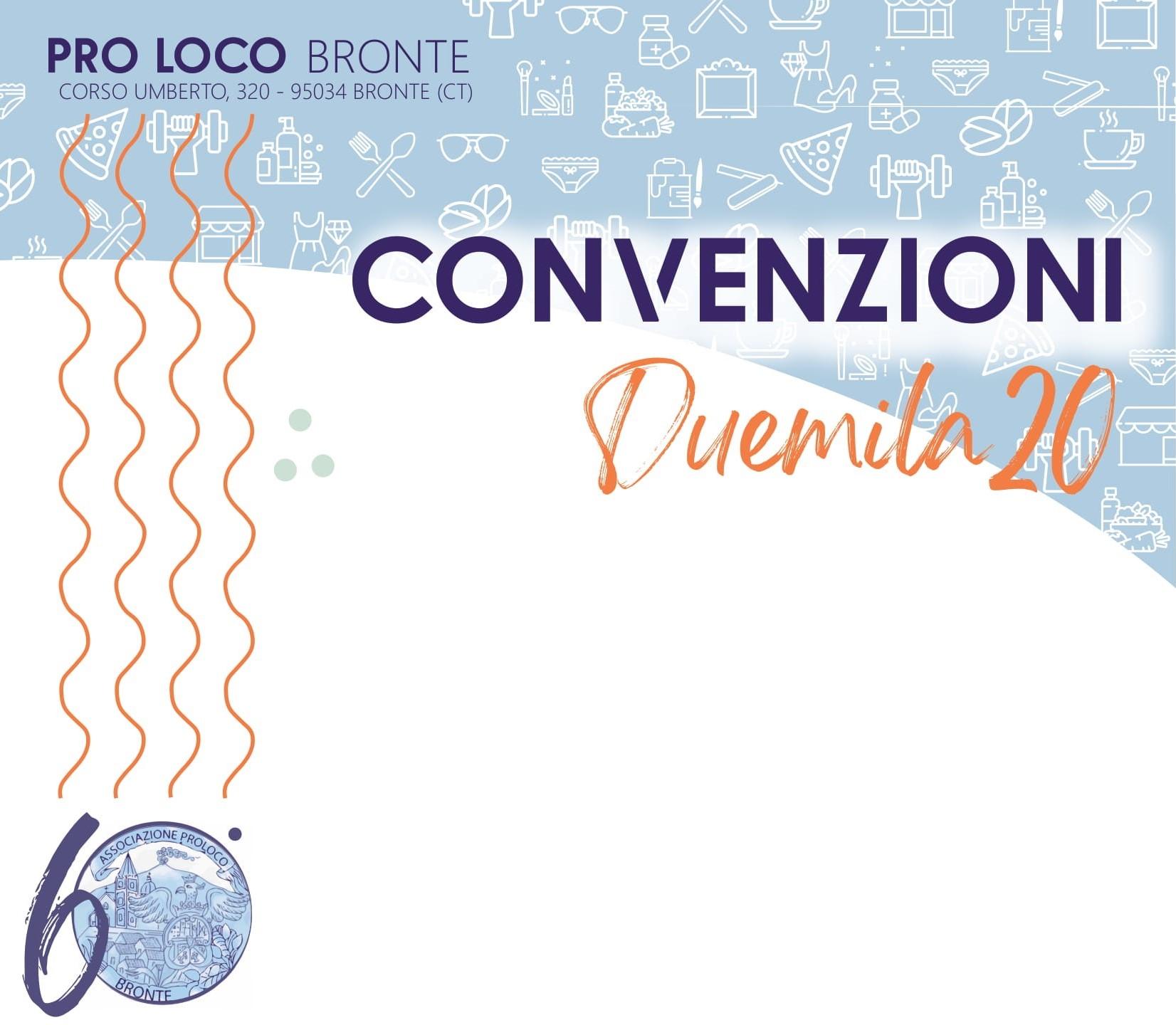 Pro Loco Bronte: Ecco le convenzioni 2020!