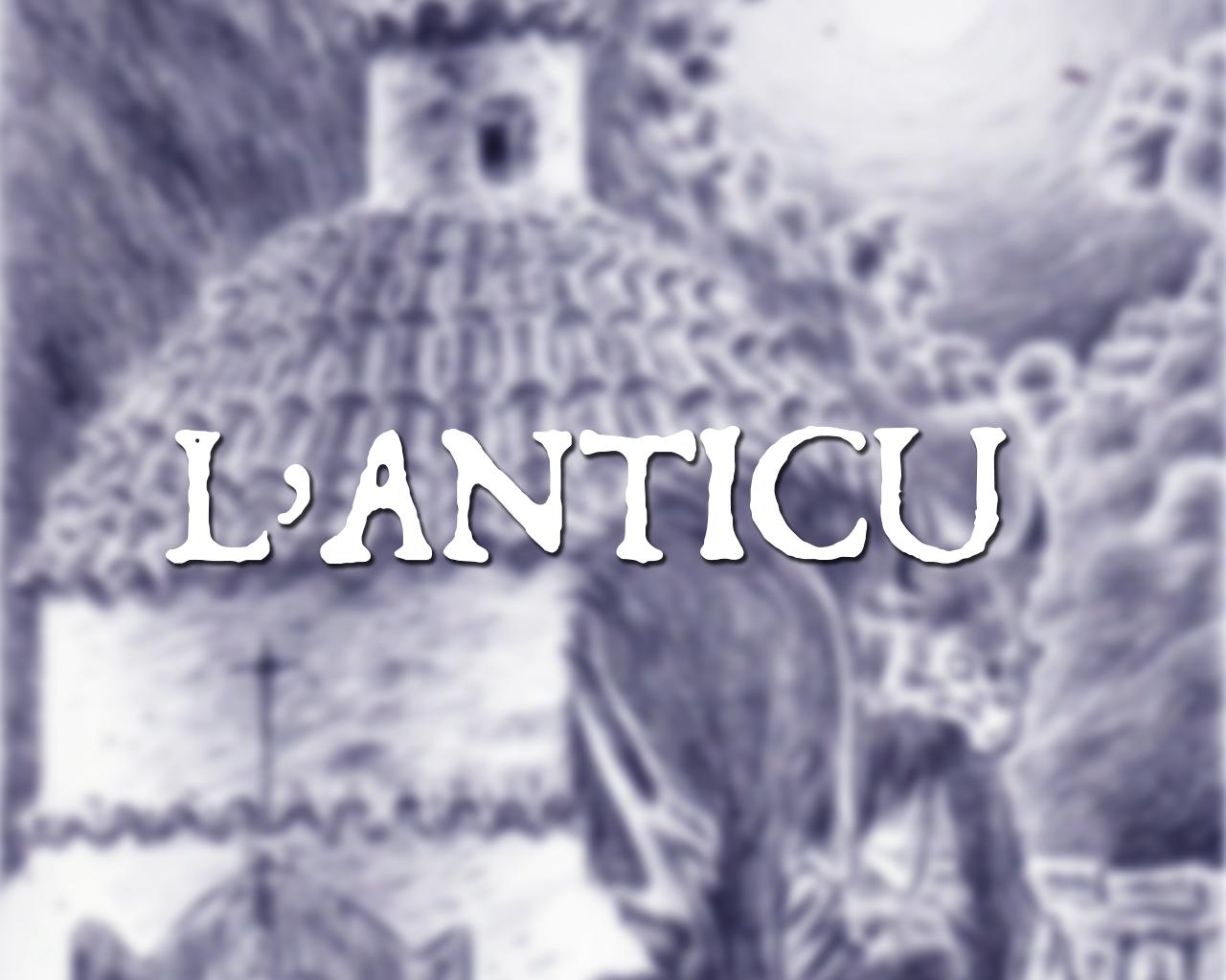 L'Anticu: U lupu i San Giuvanni