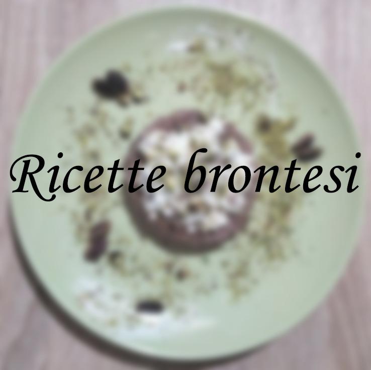 Ricette brontesi: Hamburger al profumo di pistacchio
